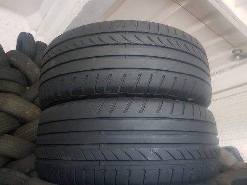 Пара шин 235/55 R17 Dunlop Sport Maxx TT 6,5 мм