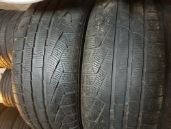 Пара шин 245/45 r19 Pirelli Sottozero 2 (run flat )6мм