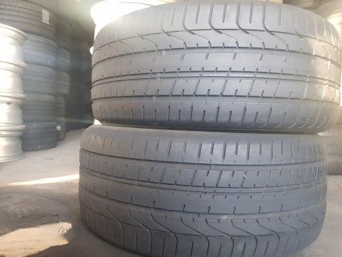 Комплект шин 255/45 r19 Pirelli PZero 5,5 мм