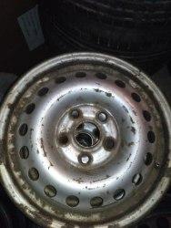 Диск колесный R15 , 5-112 , dia 57,1 Vokswagen T4