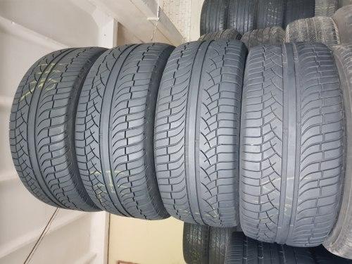 Комплект шин 285/45 r19 255/50 r19 Michelin Diamaris 6,5 / 7 мм