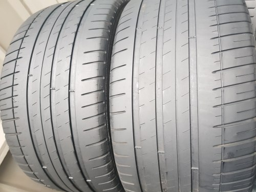Пара шин 265/35 zr18 Michelin Pilot Sport 3 4мм