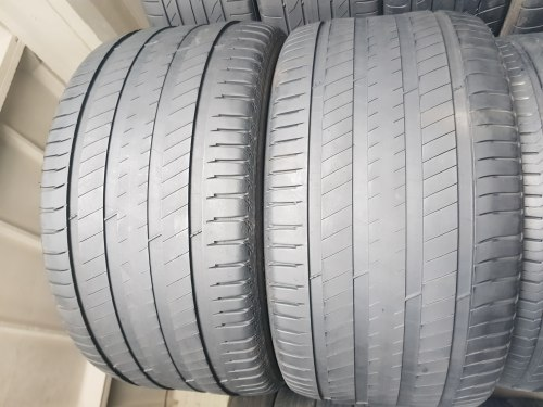 Порошин 315/35 R20 Michelin Latitude Sport 3 3-5 мм