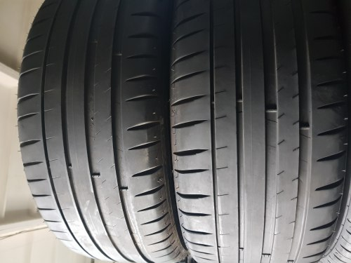 Пара шин 225/45 zR17 Michelin Pilot Sport 4 Total performance 6 мм