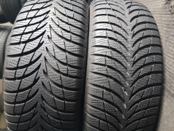 Пара шин 195/55 R16 Goodyear UltraGrip 7 + 7 мм