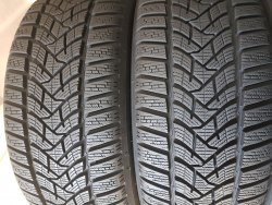 Пара шин 205/50 R17 Dunlop Winter Sport 5 состояние новых Winter Sport 5 состояние новых