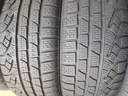 Пара шин 205/50 R17 Pirelli Winter 240 sottozero серия 2 состояние новых