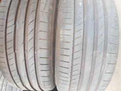 Пара шин 225 35 zr19 Continental Contisportcontact 5p состояние новой 40 неделя 2015 год