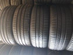 Комплект шин 205/55 R16 Michelin Energy Saver 7 мм состояние новых
