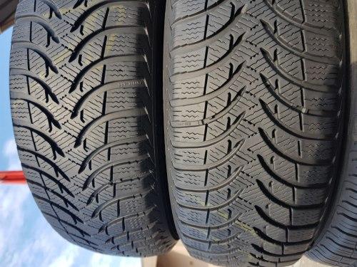 Пара шин 185/65 R15 Michelin Альпин А4 7 мм