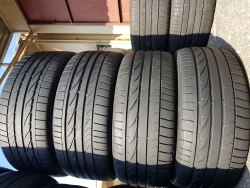 Комплект шин 235 45 R17 Bridgestone Potenza re050a