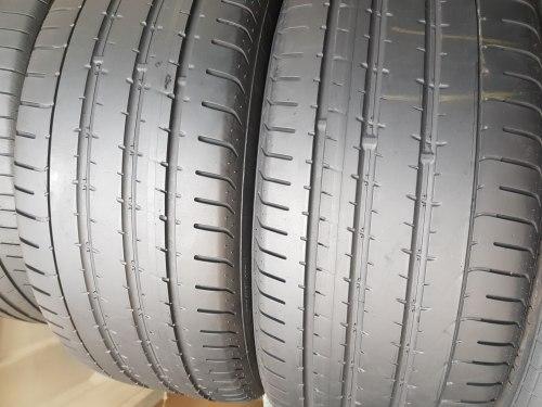 Пара шин 265/50 r19 Pirelli P Zero 5,5 мм