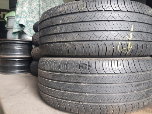 Пара шин 255/55 r19 Мишелин Latitude Tour HP 6 мм