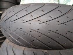 Мотошина 180/55 zr17 Metzeler Roadtec 01 4 неделя 16 год 20% износ