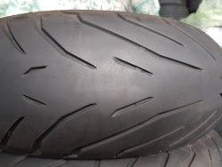 Мотошина 180/55 zr17 Pirelli Ангел ST 20% износ 13 неделя шестнадцатый год