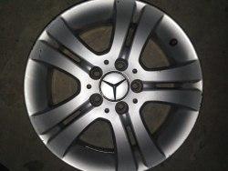 Комплект дисков R16 , 5-112 , 6j , et 46 Mercedes