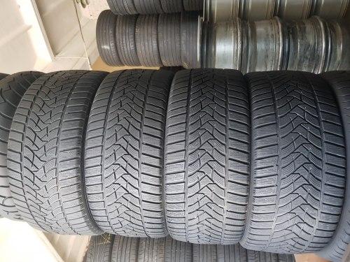 Комплект шин 255 40 r19 Dunlop Winter Sport 5 6 мм
