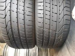 Пара шин 255 40 r19 Pirelli Пезаро 6,5 7мм
