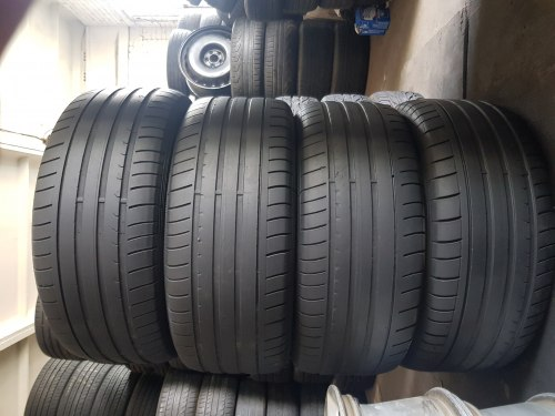 Пара шин 245/50 R18 Dunlop SP Sport Maxx GT rsc 4мм