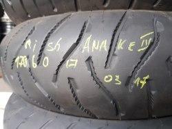 Мотошина 170 60 R17 Michelin Anakee 3 3 неделя 17 год состояние новой