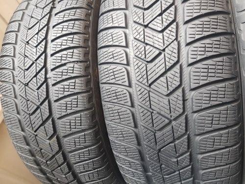 Пара шин 245/45 R20 Pirelli Scorpion Winter 7 мм