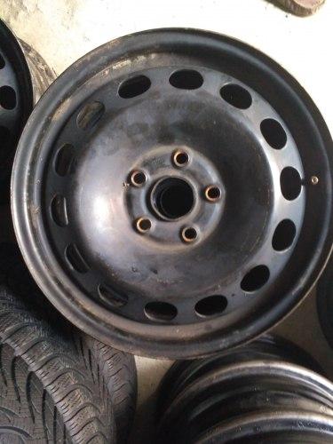 Диск колесный R16 , 5-112 , dia 57,1 , et 50