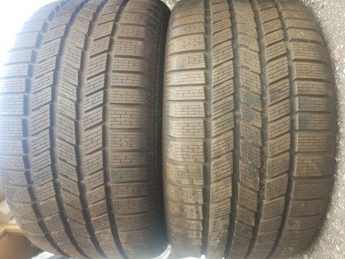 Пара шин 265 35 R18 Pirelli Winter 240 snowsport состояние новых