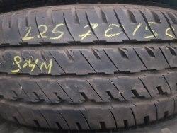 Одна шина 225/70R15C Vredestein Quatrac