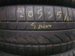 Одна шина 205/55R16 Continental TS810