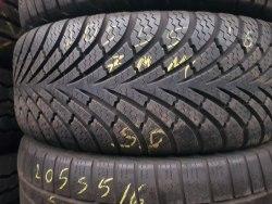 Одна шина 205/55R16 Fulda Kristall montero
