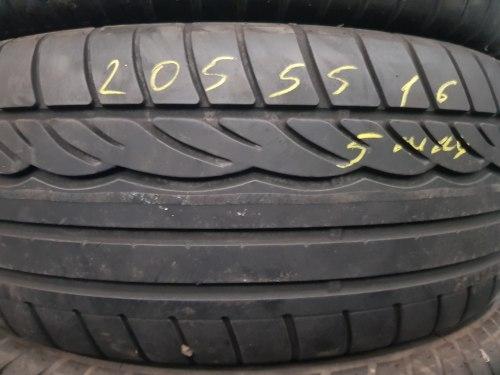 Одна шина 205/55R16 Dunlop SP01