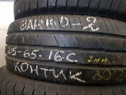 Одна шина 215/65R16C Continental Vanco 2