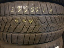 Одна шина 235/55R17 Dunlop M2