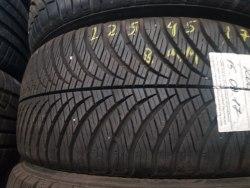 Одна шина 225/45R17 Goodyear Vector4seasons