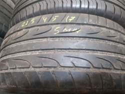 Одна шина 225/45R17 Dunlop sp maxx