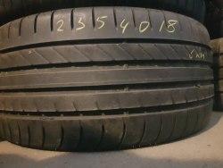 Одна шина 235/40R18 Fulda Sport control