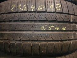 Одна шина 225/40R18 Continental TS810S