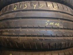Одна шина 215/40R18 Vredestein Ultrac
