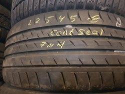 Одна шина 225/45R18 Continental 3