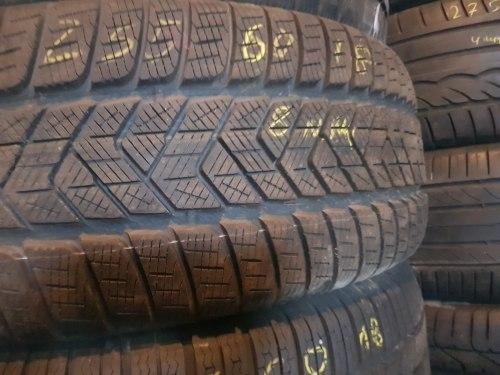 Одна шина 255/60R18 Pirelli Scorpio winter 3