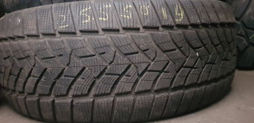 Одна шина 255/50R19 Dunlop winter sport suv