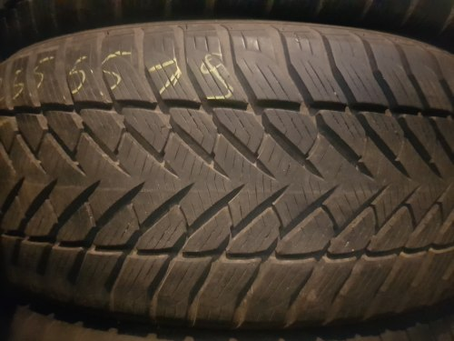Одна шина 255/55R19 Goodyear Ultra grip suv8мм