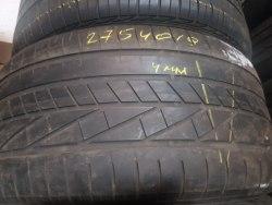 Одна шина 275/40R19 Goodyear exellence rsc