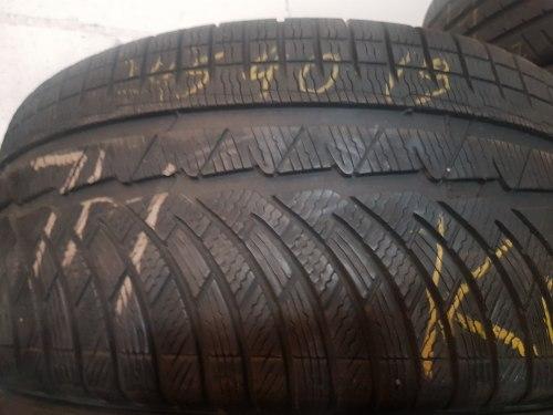 Одна шина 245/40R19 Michelin Pilot alpin 4