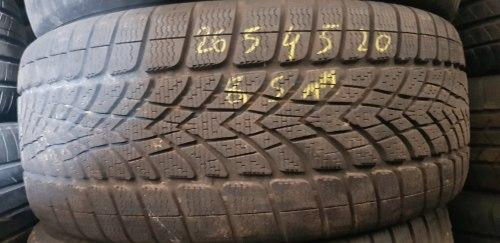 Одна шина 265/45R20 Dunlop 4D