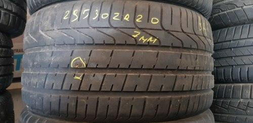 Одна шина 295/30R20 Pirelli Pzero