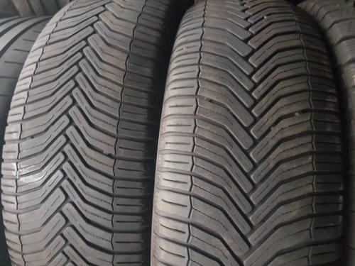 Пара шин 235/65 R17 Michelin Crossclimate 6 мм