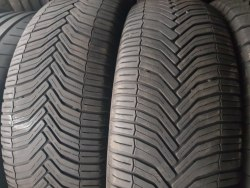 Пара шин 235/65 R17 Michelin Crossclimate 6 мм