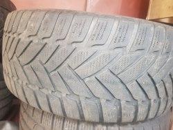 Одна шина 245/45 R18 Dunlop Winter Sport M3 rsc 5 мм