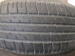 Одна шина 225 60 R16 Michelin Pilot hx7 мm